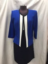 SANDRA DARREN DRESS SUIT/SIZE 16/RETAIL 40'/NEW WITH TAG