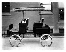 1898 Locomobile Steam Surry Factory Photo c9769
