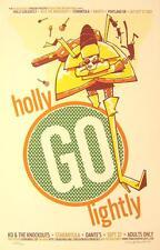 Holly Golightly stampa d'arte da Guy Burwell-POSTER