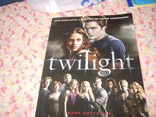 Twilight Complete Illustrated Movie Companion Book Guide Vampies Teenagers