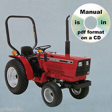 IH International Harvester 234 Hydro 234 244 254 Tractors Shop Service Manual CD
