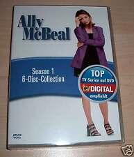 DVD Box Ally McBeal Staffel Season 1 Neu OVP Beal DVDs