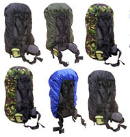 Rucksack Rain Dust Waterproof Bag Backpack Travel Back Pack Poncho Dry Cover