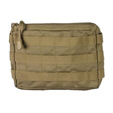 New Tan Bulle MOLLE Webbing Large Utility Zip Bag