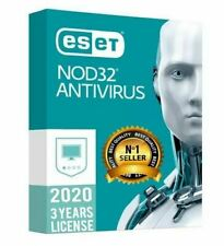 ESET NOD32 INTERNET SECURITY 2021 (3 JAHRE 1 PC) ORIGINAL GLOBAL ACTIVATION KEY