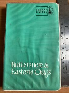 """""""Buttermere and Eastern Crags"""" Guide Book Rock Climbing Gear Equipment Pre-owned"""