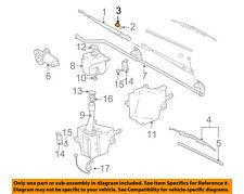 TOYOTA OEM 95-04 Tacoma Wiper Washer-Windshield-Cover 8529201020