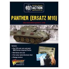 28mm Warlord German Panther Disguised As US M10, BNIB WWII Bolt Action,