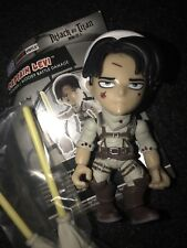 The Loyal Subjects Walmart Bloody Attack On Titan Cleaner Captain Levi *CHASE*