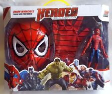 Unbranded Spider-Man Character Action Figures