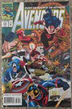 The Avengers #370