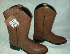 OLD WEST  WOMEN'S COWBOY BOOTS SRL4017 SIZE 9.0 M New With Tags