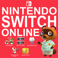 Nintendo Switch Online Membership 1 year - (Exp: Oct 24, 2021) - Email delivery