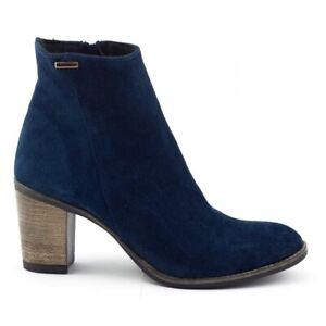 Olivier Sara Navy blue high heels