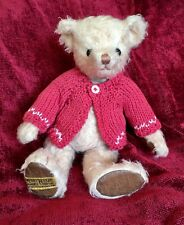 ++TEDDY CLOTHES++ new hand knitted cardigan to suit a 9 inch bear