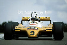 Manfred Winkelhock ATS D5 Swiss Grand Prix 1982 Photograph