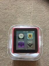 Apple Ipod Nano 6th Generación Rosa (8GB)