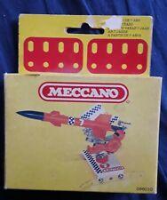 """TRES RARE BOITE VINTAGE DE JEU MECCANO 086010 """"LANCE MISSILE"""" NEUVE DE 1981"""