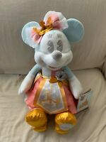 New Disney Minnie Mouse The Main Attraction Plush King Arthur Carrousel Limited