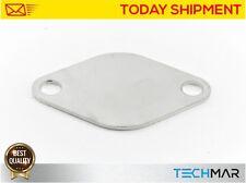 EGR valve blanking plate for VW Audi Seat Skoda 2.0 TDI CR 1st generation