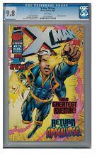 X-Man '96 #nn (1996) Marvel Comics CGC 9.8 White Pages ZZ261