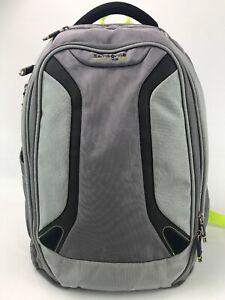 Samsonite Vizair Backpack Gray/Green Viz Air. HG4