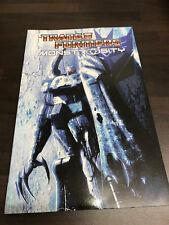 Transformers Monstrosity Graphic Novel TPB NEW