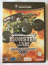 Gamecube Monster Jam Maximum Destruction (2002), UK Pal, Brand New & Sealed