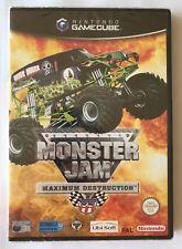 Gamecube Monster Jam Maximum Destruction (2002), Royaume-Uni PAL, Brand New & Sealed