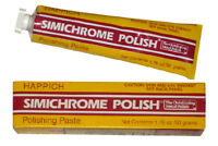 Competition Chemicals All Metal Polish Cleaner Simichrom Polish 50 Gram/1.76 Oz