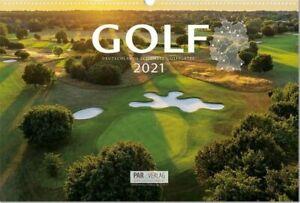 Golfkalender 2021 Golf greenfee Gutschein 2021