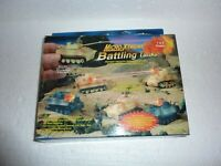 NOS Micro-xtreme Battling Tanks In Open Box  S-43