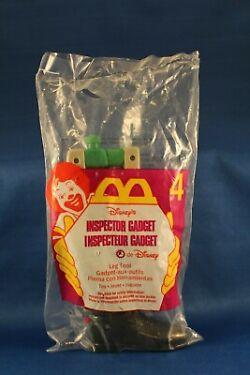 Vintage McDonalds Toy Giveaway Inspector Gadget Leg Tool 4 NIP