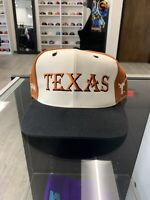 Vintage Texas Longhorns Fitted Hat Cap 90s 7 1/4 NCAA College Rare Signatures