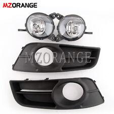 For Toyota Corolla Hatchback 2004 2005 2006 2007 Fog Light Lamp Cover Bezel L+R