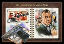 Sao Tome & Principe 2018 Movie Film James Bond S201806
