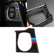 Carbon Fiber Engine Start Button Cover For BMW 3 4 Series GT F30 F31 F34 F32 F36