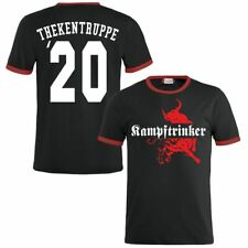 T-Shirt Männertag Kampftrinker Himmelfahrt 2020 Vatertag Alkohol Truppe Ultras
