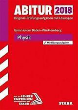 Abiturprüfung Baden-Württemberg - Physik | Buch | Zustand gut