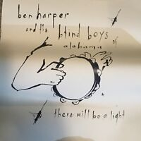 BEN HARPER AND THE BLIND BOYS OF ALABAMA - THERE WILL BE A LIGHT Lithograph