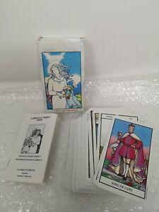 Connolly Tarot Deck Vintage Rare Set Complete 1990