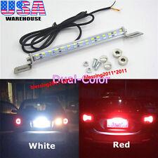 Universal White/Red 30-SMD LED Lamp For License Plate,Brake,Backup,or Rear Fog