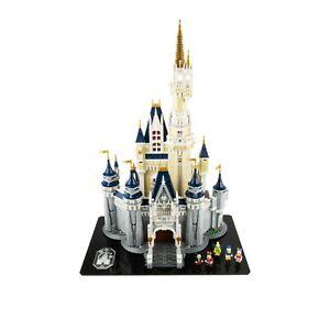 Display base for LEGO Disney: The Disney Castle (71040)