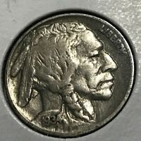 1934  BUFFALO NICKEL BETTER GRADE COIN