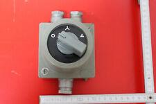 Sterndreieckschalter Stern-Dreieck-Schalter mit Bremslüftung 20A neu