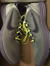 a09e3490cecd Nike 529951 003 Womens Lunarhyperworkout XT+ Sz 9 Purple Crosstraining Shoes
