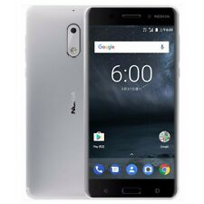 Nokia 6 Smartphone Dual Sim 32 GB, Black/Gray New and unused without box