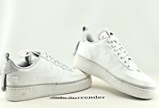 Nike Air Force 1 '07 AS QS - SIZE 13 - AH6767-001 90/10 All Star Stencil Grey SP