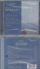 CD--NEU---HIGHLIGHTS --WOLGANG AMADEUS MOZART