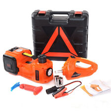 12V 5Ton Electric Jack Hydraulic Floor with impact Wrench Socket Tire Change